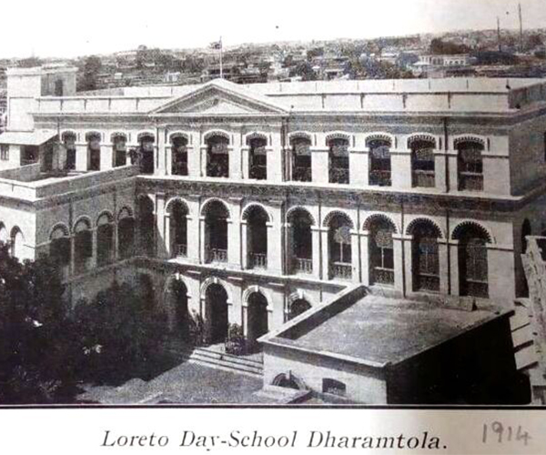 Loreto Day School, Dharamtala (1914)